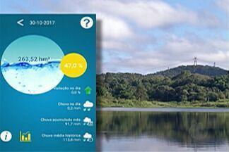 Sabesp lança aplicativo que monitora situação de represas - Informações podem ser acessadas por qualquer pessoa.