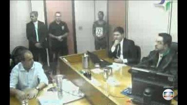Sérgio Cabral volta a ficar frente a frente com juiz Marcelo Bretas - Em audiência anterior, magistrado se sentiu ameaçado por Cabral. Ex-governador citou fatos da vida pessoal do juiz e de sua família.