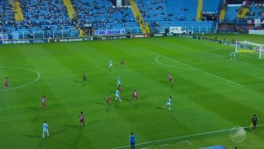 Bahia e Vitória jogam nesta quarta-feira (8) pelo Brasileirão; saiba detalhes das partidas - Enquanto o tricolor respira aliviado e até pode sonhar com vaga na Libertadores, Vitória precisa vencer para se afastar da zona de rebaixamento.