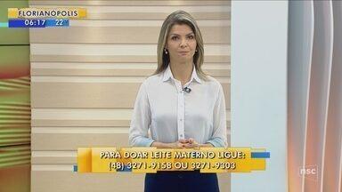 Banco de leite do Hospital Regional de São José precisa de doações - Banco de leite do Hospital Regional de São José precisa de doações