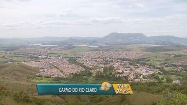 Confira a previsão do tempo para esta sexta-feira (10) em Carmo do Rio Claro (MG) - Confira a previsão do tempo para esta sexta-feira (10) em Carmo do Rio Claro (MG)