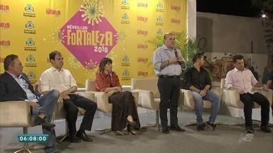 Evento réveillon de Fortaleza anuncia atrações para a programação - Saiba mais em g1.com.br/ce