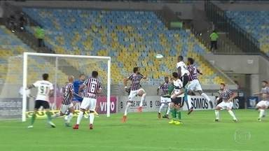 Fluminense só empata com Coritiba no Maracanã com novos erros de bola parada - Fluminense só empata com Coritiba no Maracanã com novos erros de bola parada.