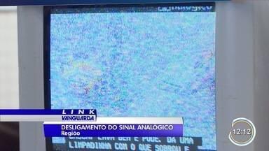 Sinal analógico vai ser desligado em 19 cidades da região no próximo dia 29 - Você está preparado para receber o sinal digital?