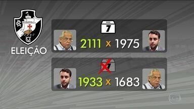 Votos na eleição do Vasco tem sócios que nunca pagaram mensalidades ao clube - Algumas pessoas estavam com o mesmo número de celular cadastrado e tiveram suas adesões feitas em domingos, quando a secretaria está fechada.