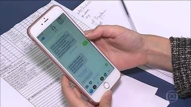 Crescem as reclamações por causa de SMS que oferece serviço pago - Mensagens de SMS que oferecem serviços e têm custo - como jogos, músicas, notícias - são chamadas de SVA, serviço de valor adicionado. Só este ano, até julho, foram mais de 43 mil reclamações na Agência Nacional de Telecomunicações.