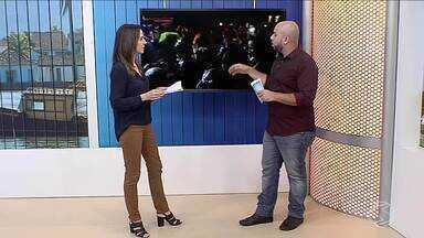 Confira as dicas de lazer para o fim de semana no quadro Diversão e Arte - Aldeia do Terror, em Barra do Piraí, é um dos destaques.