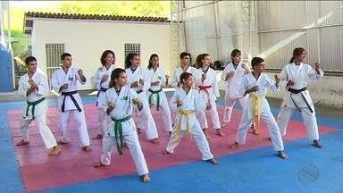 Projeto para caratecas em Sergipe conquista medalhas em competição no Chile - Projeto para caratecas em Sergipe conquista medalhas em competição no Chile