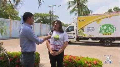 Dia Nacional da Coleta de Alimentos recolhe doações em 7 supermercados do AP - Ação vai acontecer em Macapá e Santana no sábado (11).