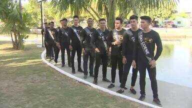 Onze jovens disputam o título de homem mais bonito do Amapá - Vencedor do Mister Amapá 2017, eleito nesta sexta-feira (10), vai representar o estado no Mister Brasil, que acontece em dezembro.