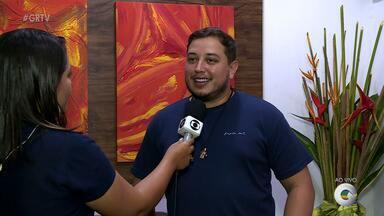 Humorista Renan da Resenha se apresenta em Petrolina - Ele promete muita descontração e risadas nesta sexta-feira (10)