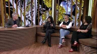 Daniela Thomas fala sobre a representatividade do negro em 'Vazante' - Ana Maria Gonçalves fala sobre a subjetividade dos personagens e Joel Zito Araujo comenta as críticas que o filme recebeu
