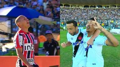 Melhores momentos: Vasco 1 x 1 São Paulo pela 34ª rodada do Brasileiro 2017 - Melhores momentos: Vasco 1 x 1 São Paulo pela 34ª rodada do Brasileiro 2017.