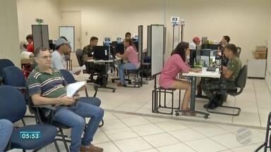 Veja como está a procura pelo cadastro biométrico em MS - Prazo para eleitor se cadastrar termina em 18 de março de 2018. Em Campo Grande, pouco mais de 32% dos eleitores já cadastraram a biometria.
