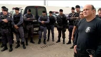 Operação da polícia prende 26 pessoas em Baixo Guandu, ES - Segundo a polícia, todas tem envolvimento com tráfico de drogas.