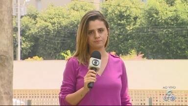 Pai é preso suspeito de abusar de filha é preso em Manaus - Homem já havia sido preso em junho deste ano