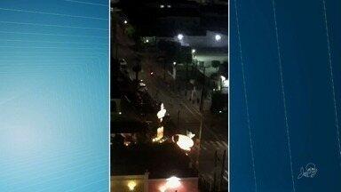 Briga de torcidas assusta moradores da Aldeota - Confira mais notícias em G1.Globo.com/CE