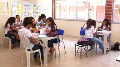 Escolas públicas do Ceará superam a média nacional do Ideb - Saiba mais em g1.com.br/ce
