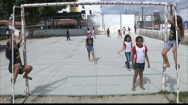 Projeto Apenas Ame : escolas de João Pessoa serão beneficadas com pequenas reformas - Dia 18 de novembro serão feitas ações em todos os bairros de João Pessoa.