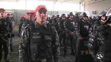 Batalhão Integrado Especializado de Policiamento é inaugurado em Caruaru - BIESP tem objetivo de agilizar combate à violência para garantir a segurança da população