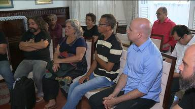 Memorial Severino Cabral celebra dia nacional da cultura - Várias apresentações foram realizadas