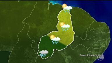 Confira a previsão do tempo no Piauí nesta quarta-feira - Confira a previsão do tempo no Piauí nesta quarta-feira