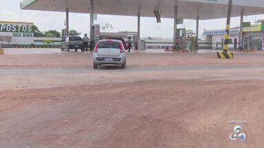 Polícia Militar registra assaltos a dois postos de combustíveis em Macapá - Assaltos aconteceram na madrugada de quarta-feira (15). Ambos os postos são localizados na Rodovia Duca Serra, Zona Oeste da capital amapaense.