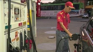 Motoristas reclamam das constantes mudanças no preço da gasolina, no ES - Na semana passada houve mais um aumento.