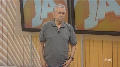 Roberto Alves fala sobre o empate do Avaí contra o Cruzeiro - Roberto Alves fala sobre o empate do Avaí contra o Cruzeiro
