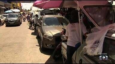 Prefeitura de Goiânia estuda a ampliação do estacionamento tipo Área Azul - Administração diz que o objetivo é garantir a fluidez dos veículos na capital.