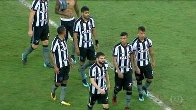 Botafogo quer conquistar a confiança do torcedor nas últimas rodadas do Brasileiro - Botafogo enfrenta o Atlético-GO pela 35ª rodada do Campeonato Brasileiro.