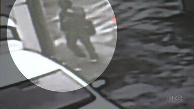 Suspeito de assaltar pessoas com malotes em é preso em Paranavaí - De acordo com a Polícia Civil ele é suspeito de praticar cinco assaltos a malote.