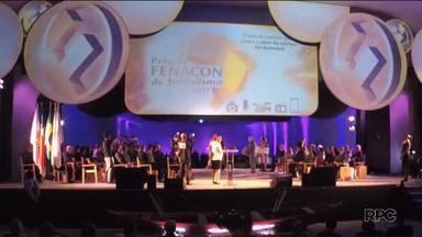 RPC vence o Prêmio Fenacon de Jornalismo - A série de reportagens Negócios Sociais foi considerada o melhor trabalho entre todas as categorias.
