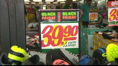"""JPB2JP: Comércio com expectativa de boas vendas na """"black friday"""" - Dicas para o consumidor aproveitar bem os descontos."""