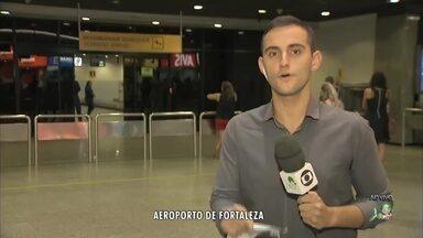 Aeroporto de Fortaleza receberá 20 voos extras na alta estação - Confira mais notícias em G1.Globo.com/CE