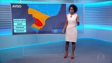 Veja a previsão do tempo para esta sexta-feira (17) em todo o Brasil - Veja a previsão do tempo para esta sexta-feira (17) em todo o Brasil.