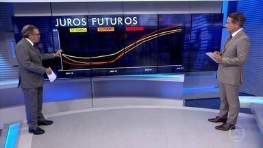 Mercado antecipa desconfiança para 2018 - Carlos Alberto Sardenberg fala dos juros no curto e no longo prazos