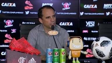 Fla briga por vaga na Libertadores e Rodrigo Caetano revela frustração nas contratações - Fla briga por vaga na Libertadores e Rodrigo Caetano revela frustração nas contratações