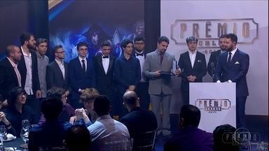 Em noite de gala, atletas de League of Legends participam de premiação dos melhores do ano - Em noite de gala, atletas de League of Legends participam de premiação dos melhores do ano