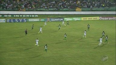 Guarani segura empate com Luverdense e garante permanência na Série B - Partida terminou em 0 a 0 no Brinco de Ouro, na noite de sexta-feira (17).