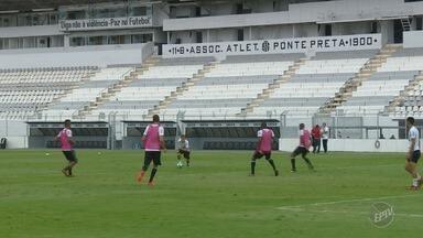 Ponte vai ao Rio para tentar quebrar tabu contra Fluminense - Macaca joga na segunda-feira (20) e busca sequência para deixar a zona de rebaixamento.