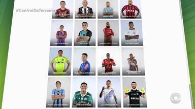 Geromel é escolhido o melhor jogador do Grêmio no Campeonato Brasileiro - Vote nos seus jogadores preferidos no Globo Esporte.