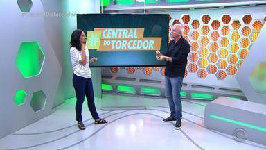 Central do Torcedor: Maurício Saraiva fala sobre Inter e Grêmio - Assista ao vídeo.
