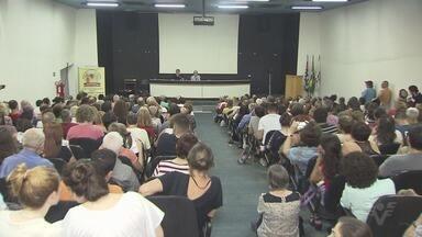 Fórum Social da Baixada Santista acontece neste fim de semana - Estrela da abertura foi o Escritor Frei Beto.