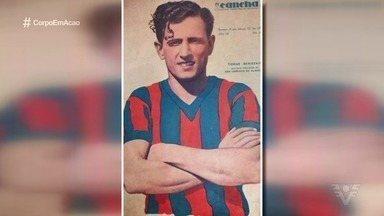 Conheça a história do Beristain, o argentino que virou uma lenda na Portuguesa Santista - E olha que ele só precisou jogar um campeonato paulista, em 1940, para ser lembrado até hoje.