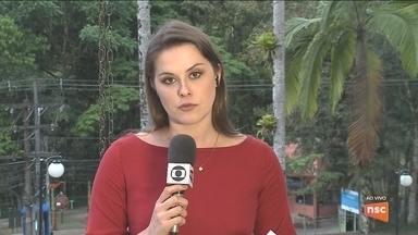 Dois suspeitos morrem e um fica ferido em operação contra o tráfico de drogas - Dois suspeitos morrem e um fica ferido em operação contra o tráfico de drogas em Araquari
