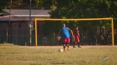 Série mostra como futebol ajuda ribeirinhos em comunidade de Suruacá - Reportagens serão exibidas a partir de segunda-feira (20).