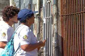 Agentes de Saúde de Itaquaquecetuba percorrem bairros em vistoria contra Aedes Aegypti - Equipes visitaram 13 bairros.