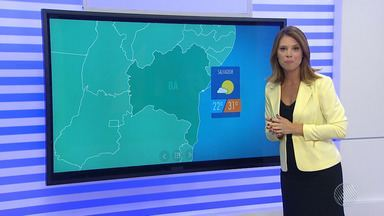 Previsão do tempo: domingo (19) deve ter sol forte e calor na capital baiana - Altas temperaturas se estendem por todo o litoral baiano.