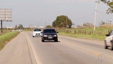 Movimento nas rodoviárias de Campos, RJ, é intenso durante o feriadão - Assista a seguir.